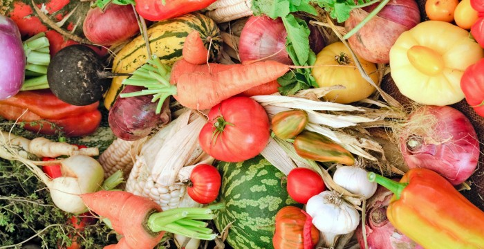 Heirloom Vegetables 700 x 500
