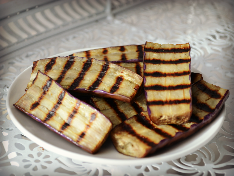 eggplant grilled